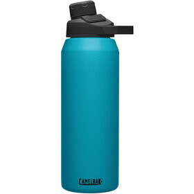 CamelBak Chute Mag Vacuum Vacuüm geïsoleerde Roestvrijstalen Drinkfles 1000ml, larkspur